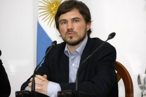 Augusto Costa has served as Argentina's Secretary of Domestic Trade since November 2013.