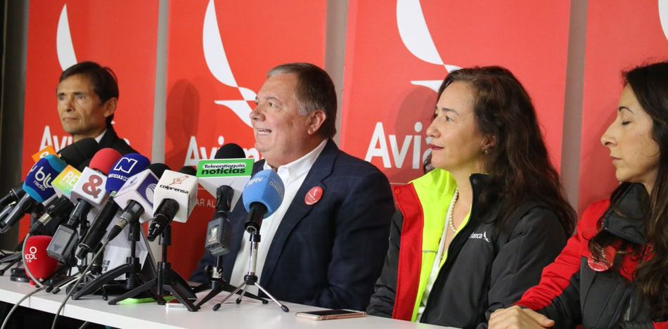 Avianca pilots have been given a deadline of October 16 to return to their posts (