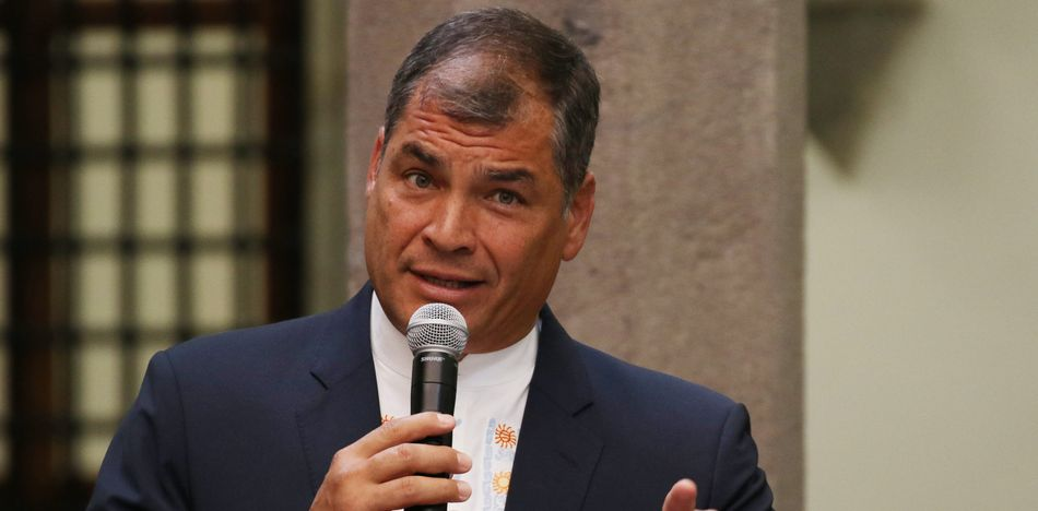 Rafael Correa's Return to Ecuador