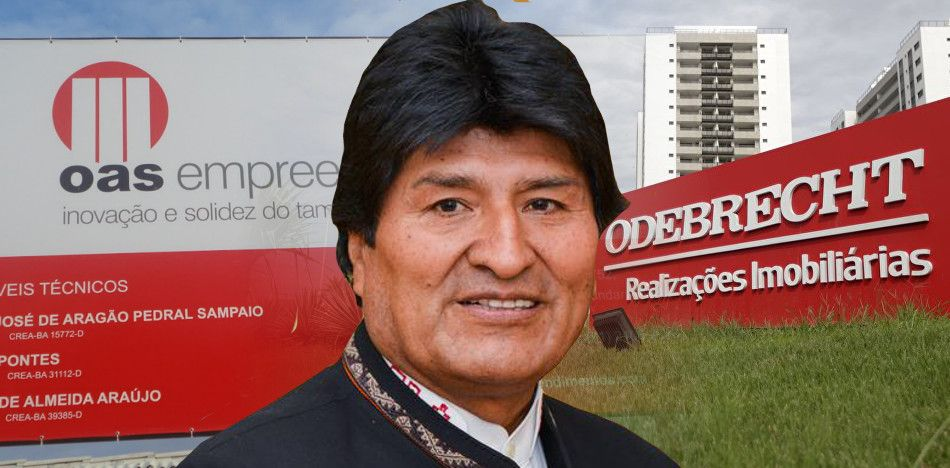The Brazil Bolivia Connection: Odebrecht and OAS