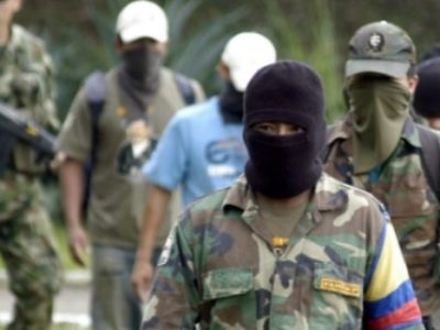Allegations have been made that 4,000 FARC members are currently in Venezuela (