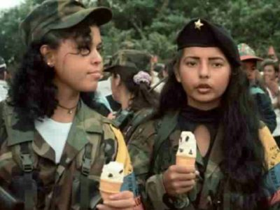 FARC's Recruitment of Minors