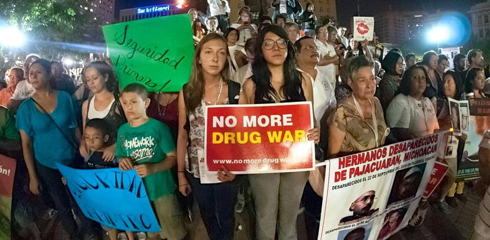 Somos DPA honors the work that Latino activists, and communities, are doing to end the war on drugs. (Facebook)