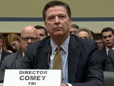 Trump's decision to fire James Comey has been construed by Democrats to be politically motivated (