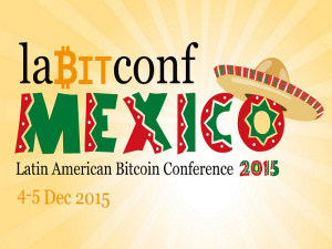 The organizers were committed to making Mexico's bitcoin conference a memorable event.