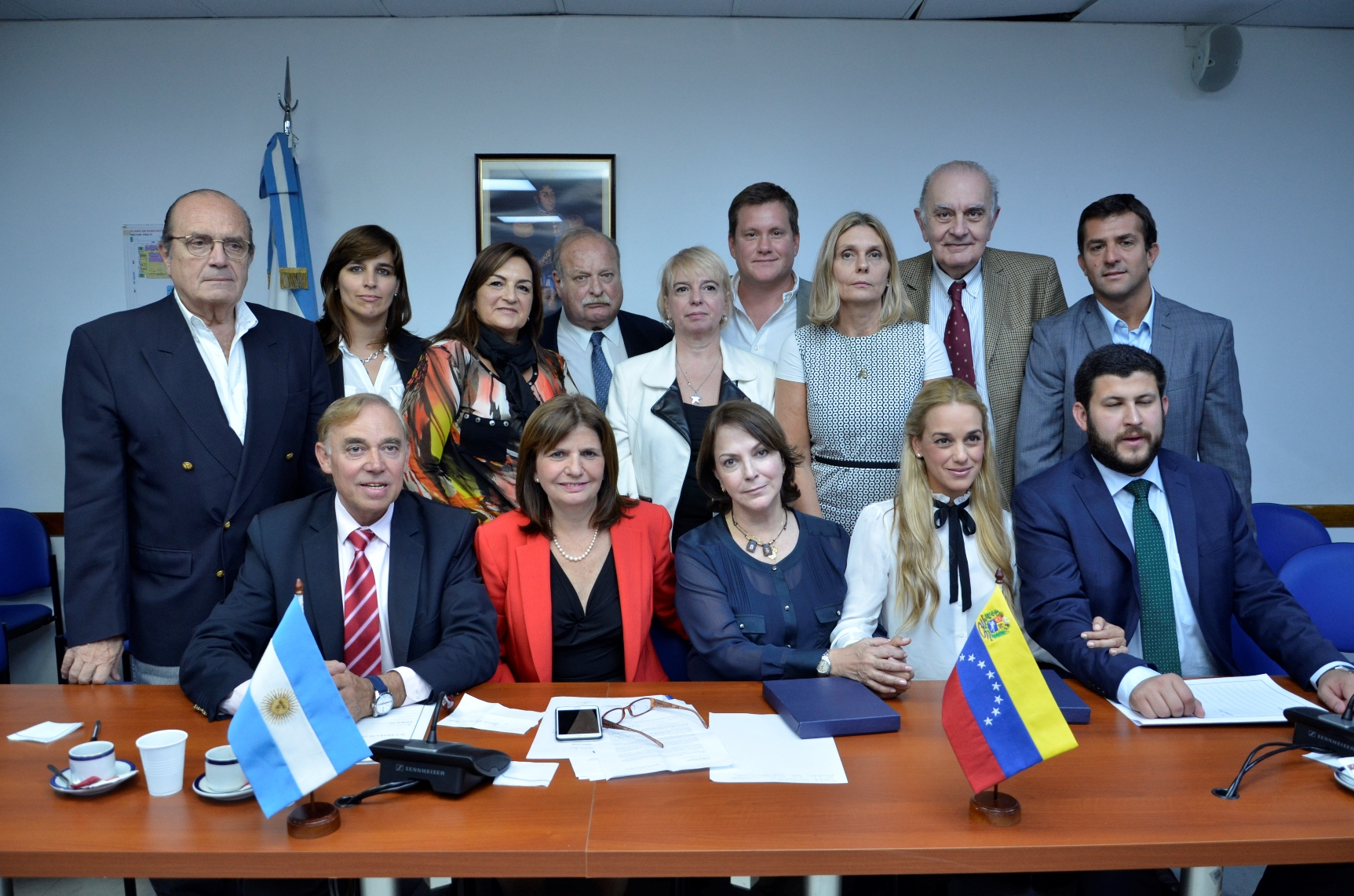 Argentinean congressmen called for the respect of human rights in Venezuela
