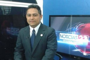 Nery Soto, news anchor for Channel 23, the seventh Honduran journalist murdered in 2014 (Facebook)