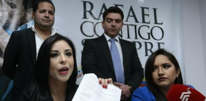 Rafael Correa's government has come under fire for alleged corruption in public works projects (