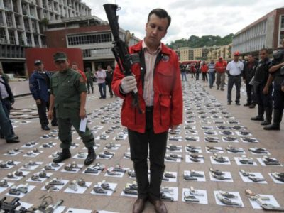 Maduro has granted new special powers to his new vice president, Tareck El Aissami (