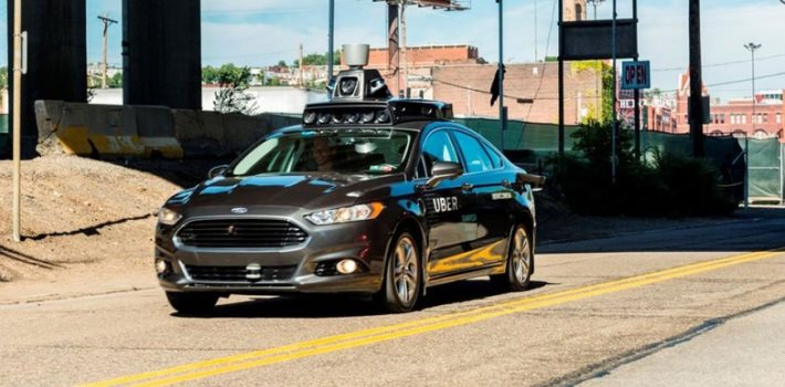 Uber's fleet of self-driving cars has caused clashes with San Francicso regulators (