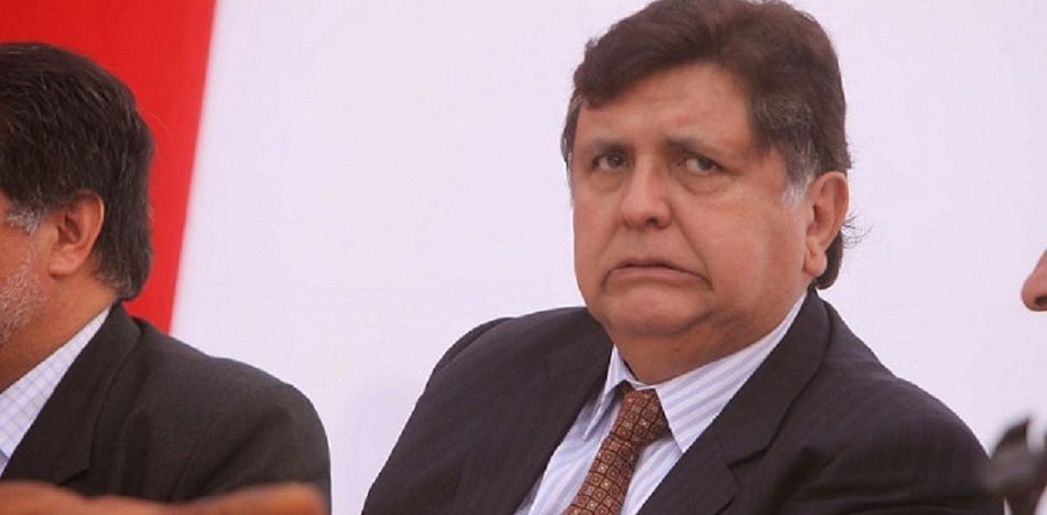former president of peru alan garc237a to be investigated