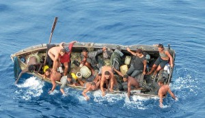 Fears of reform have provoked a surge of Cuban migrants to the United States.