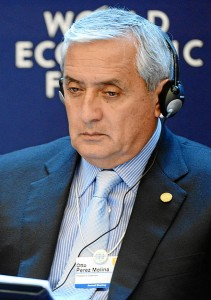 Guatemala's top court has ruled President Pérez Molina must face charges of corruption.