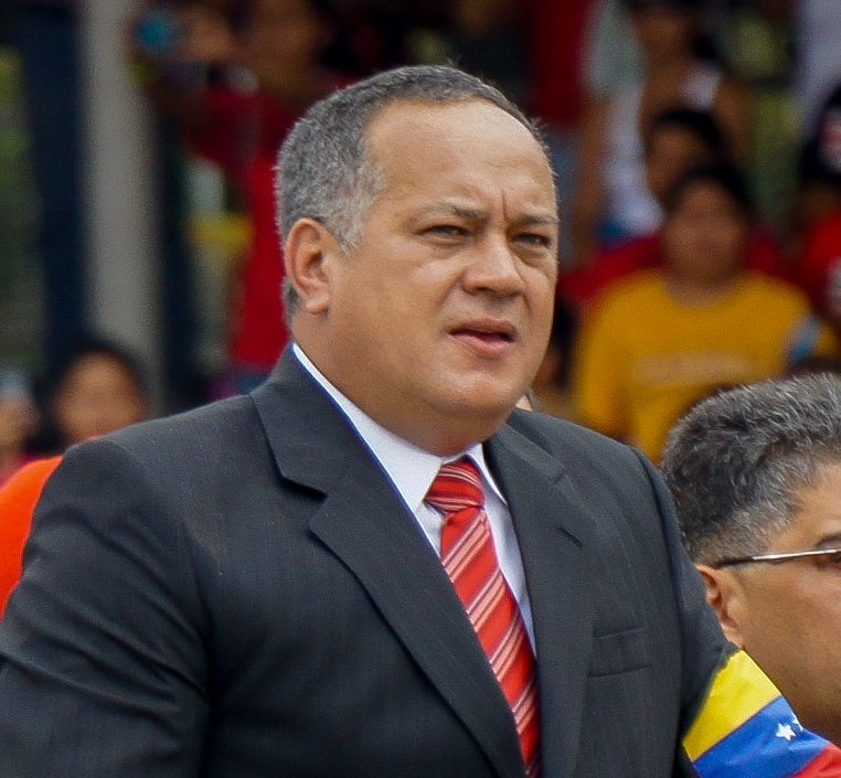 President of the National Assembly Diosdado Cabello