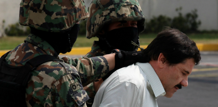 El Chapo Owned More Aircrafts than Mexico's Largest Airline