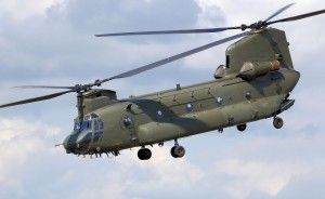 The United Kingdom will redeploy two Chinook helicopters from Afghanistan to the Falkland Islands, according to Prime Minister David Cameron.