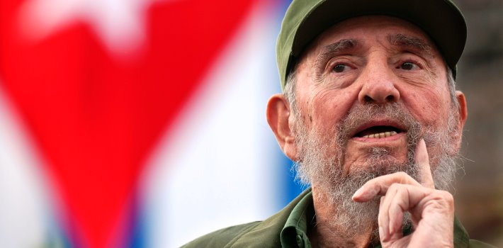 The Castro brothers' ideological fraud did not bring anything good for Cubans. (Roberto Chile/Cubadebate)