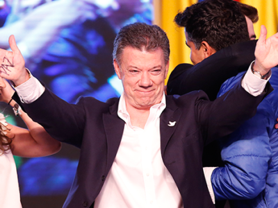 Santos just initiated his second presidential term. (PanAm Post)