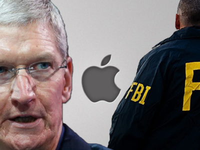 Apple has decided to put up a fight against the FBI. (Youtube)