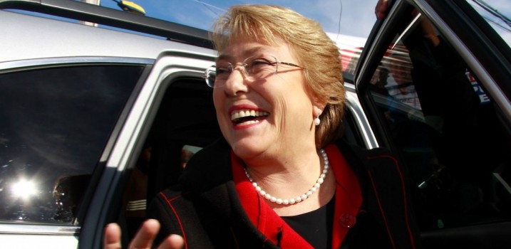 The Caval case has seen Chile's President Michelle Bachelet's approval ratings drop by 18 points.
