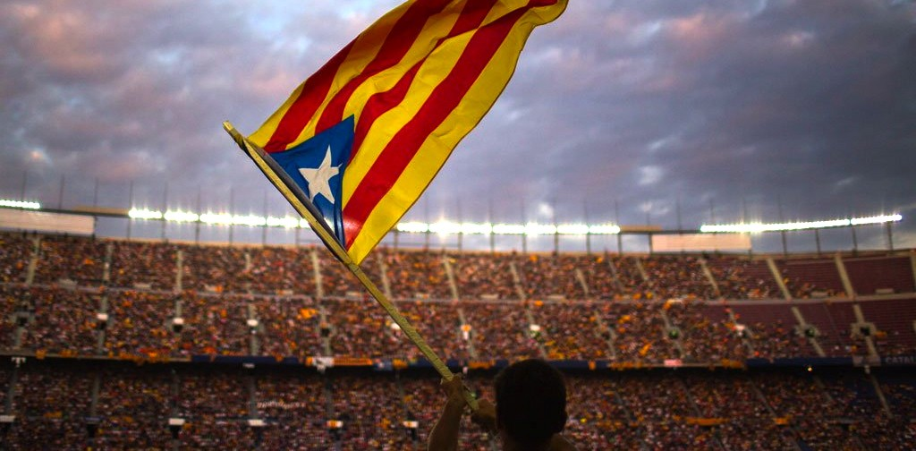 """Since 2012, a peaceful and civilized debate on independence has developed in Catalonia,"" says Jordi Solé i Ferrando. (@dw_sports)"