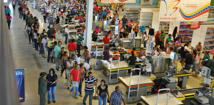 Venezuela Food Crisis Going To Bordering Countries To Get Food