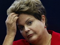 Dilma Rousseff was chairman of Petrobras, but is shielded from prosecution by Brazil's Constitution. (Visão Nacional)