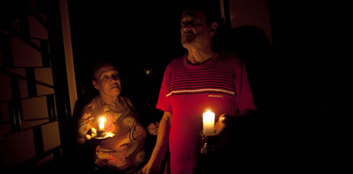 Venezuela Rations Electricity amid Crippling Blackouts