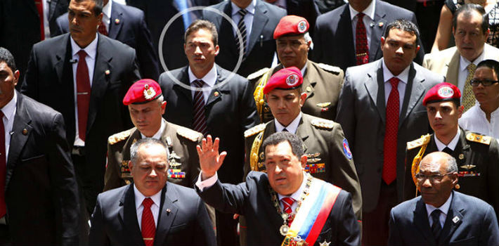 Leamsy Salazar, former head of security for Chávez, is allegedly cooperating with the US Drug Enforcement Agency to prosecute Diosdado Cabello on international drug-trafficking charges.