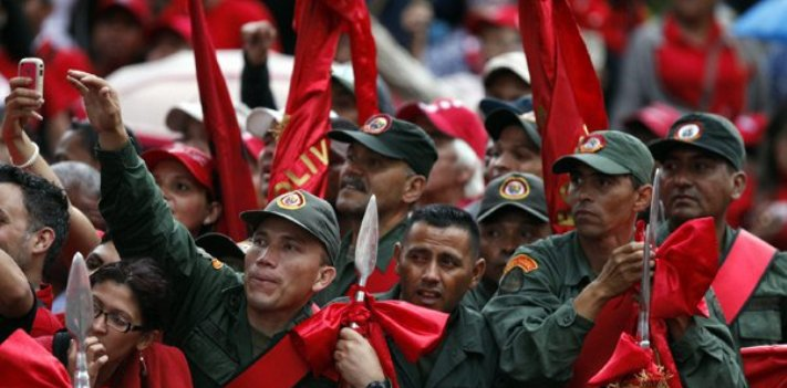 Growing discontent among Venezuelan soldiers has the nation's military leaders on edge.
