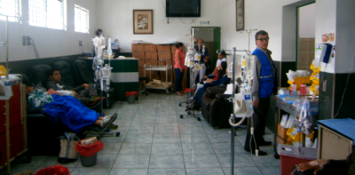 Guatemala's State Medical System Overwhelmed, Cuts Back on Services