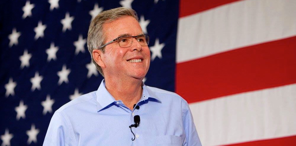 Presidential candidate and former Florida Governor Jeb Bush merits assessment according to his own achievements, values, and proposals, not those of his family or party. (Jeb Bush)