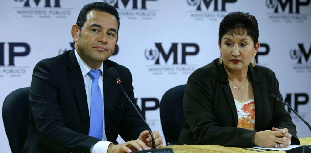 """Luis Eduardo Barrueto on Guatemalan President-Elect Jimmy Morales: """"winning an election is not the same as setting up a working government."""" (<a href=""""https://www.facebook.com/JimmyOficial/photos/pb.158778054194010.-2207520000.1447382008./944668318938309/?type=3&amp;theater"""" target=""""_blank"""">Jimmy Morales</a>)"""