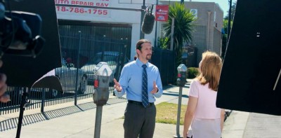 Jay Beeber succeeded in putting an end to red-light cameras in Los Angeles. (JB Facebook)