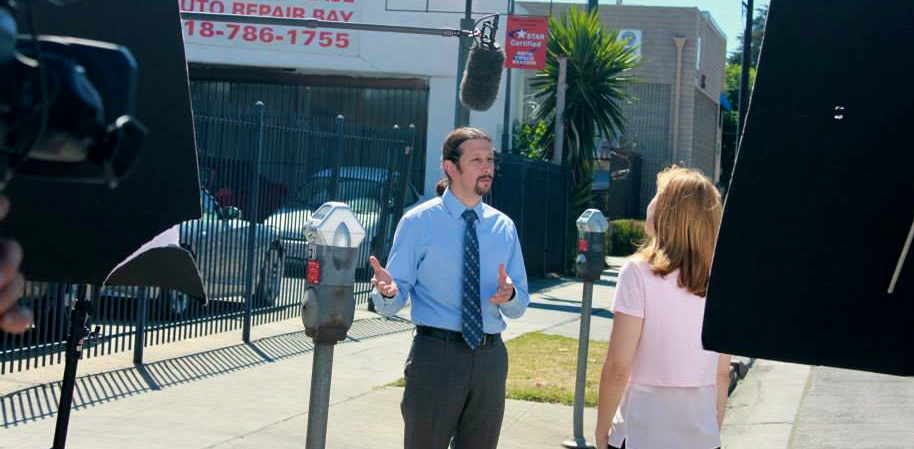 Jay Beeber actions at the local level succeeded in putting an end to red-light cameras in Los Angeles. (JB Facebook)