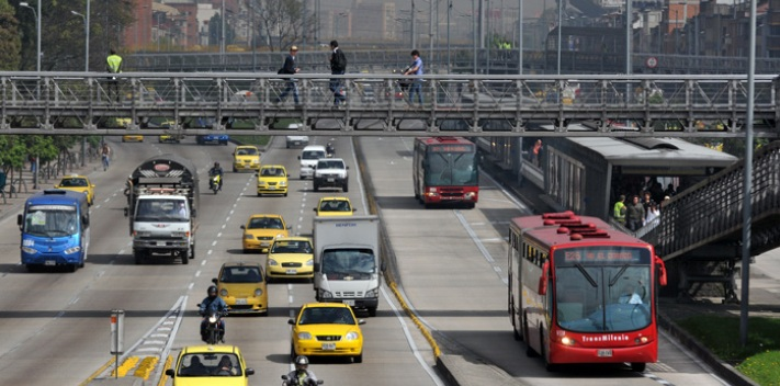 Congestion charges won't ease traffic in Bogotá since bad public transport is not a viable option for many people.