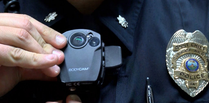In the last year, the popularity and sale of police-worn body cameras has gone through the roof.