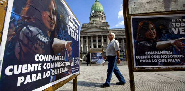 Populism is more deeply rooted than any ideology in Argentinean society.