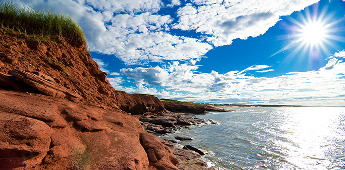 Prince Edward Island, Canada, home for the Free Province Project.