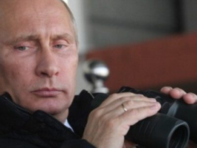 The Democratic Party needs to blame someone for losing the election. Who better than Putin?