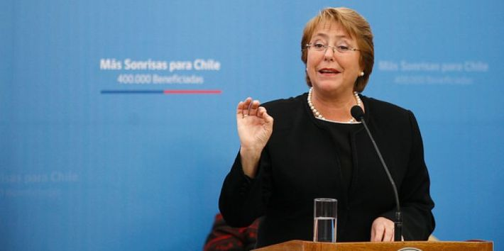 Support for Michelle Bachelet's reforms is on the rise, which could spell bad news for the Chilean economy.