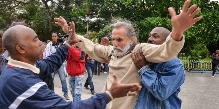 Repression in Cuba is everywhere