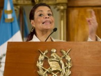 Former Guatemalan vice president, Roxana Baldetti, is appealing the seizure of three properties amid an investigation for corruption and tax fraud.