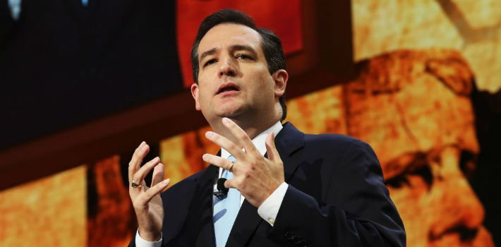 "US Senator Ted Cruz (R-TX) wants to grant the Executive the power to strip anyone's citizenship over vague allegations of ""terrorist ties."""