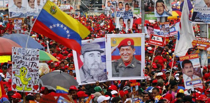 Hugo Chávez never hid his admiration for former Cuban ruler Fidel Castro, who expressed a desire to conquer the Venezuelan state in 1959.
