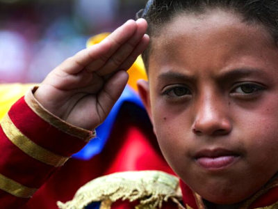 Venezuelans are faced with a deep economic crisis, including rampant inflation and food shortages. (SAH)