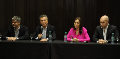 President-Elect Macri Stares Down the Chavistas as Sanctions Loom