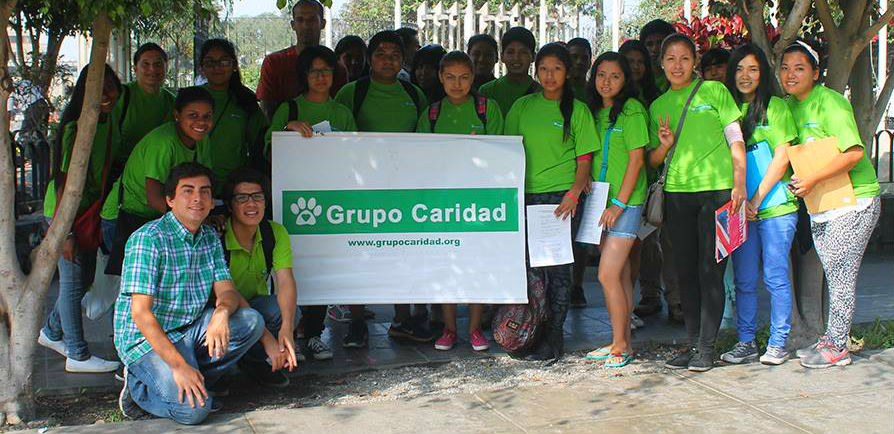 """Grupo Caridad is leading the initiative to collect 80,000 signatures in Peru and secure a Congressional debate on criminal sentences for animal abuse. (<a title=""""Grupo Caridad"""" href=""""https://www.facebook.com/grupocaridad/timeline"""" target=""""_blank"""">Grupo Caridad</a>)"""