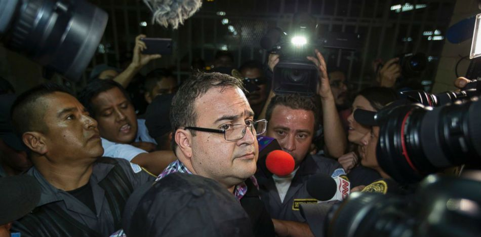 Former Mexican Governor Javier Duarte Used Unknowing Indigenous Peoples to Flee to Guatemala