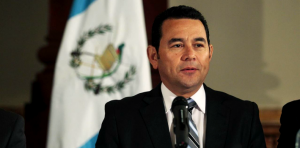 (Notiamerica) Jimmy Morales